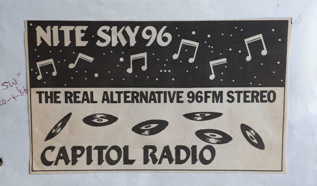 Aircheck: Capitol Radio (Dublin)
