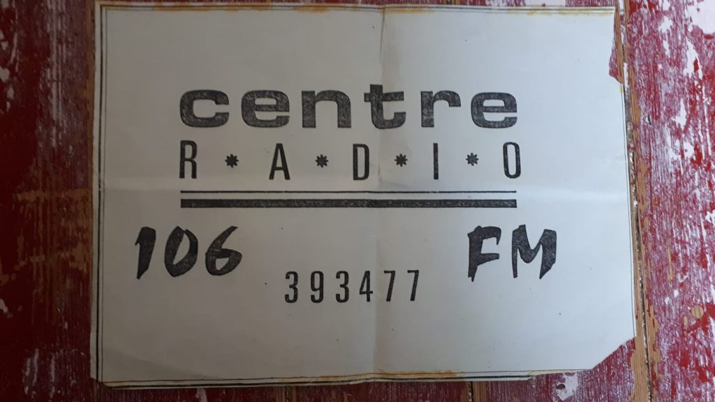 Aircheck: Centre Radio, 30-31.12.1988
