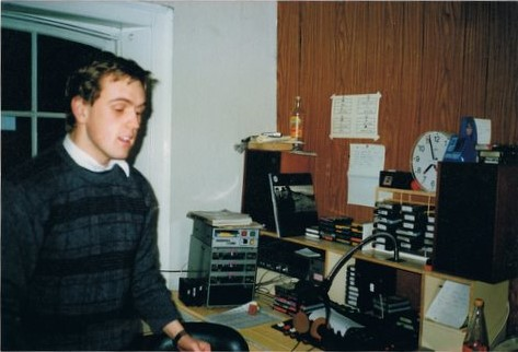 Interview: Ger Sweeney (Raidió Luimní, City Centre Radio, Hits 954, Coast 103)
