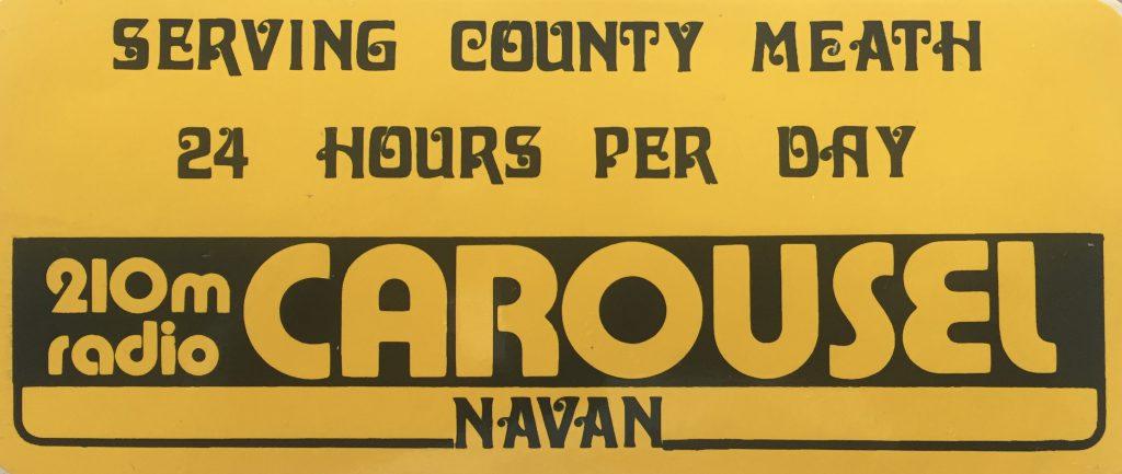 Aircheck: Radio Carousel (Navan)