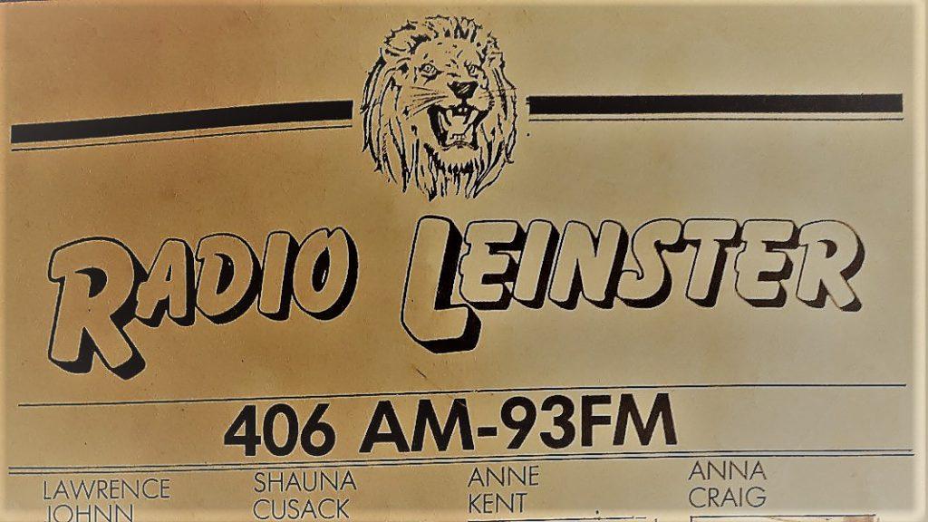 Aircheck: Radio Leinster closedown