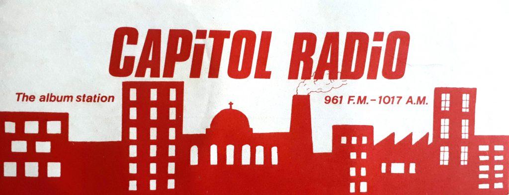 Full recording: Capitol Radio (Dublin)