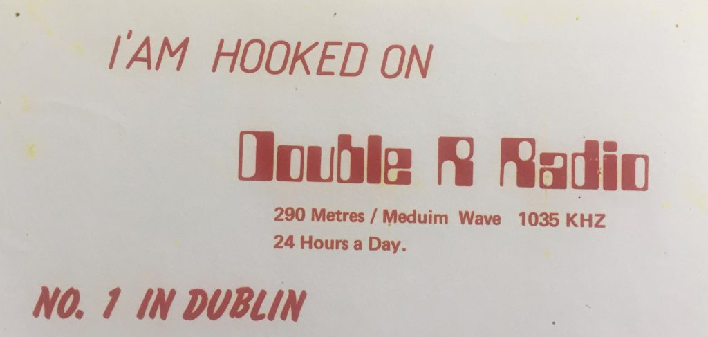 Full recording: Double R Radio (Dublin)
