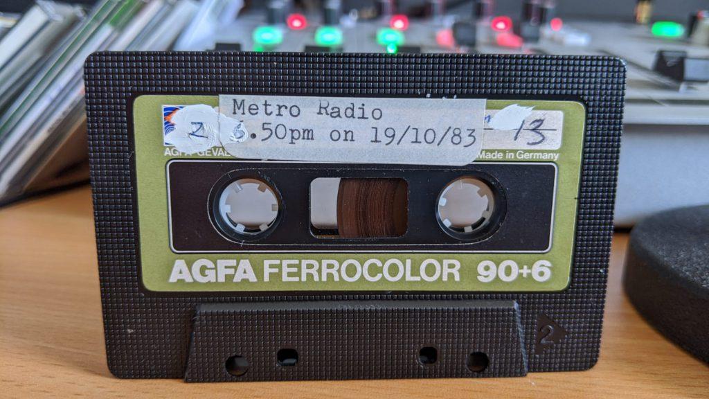Full recording: Metro Radio (Dublin)