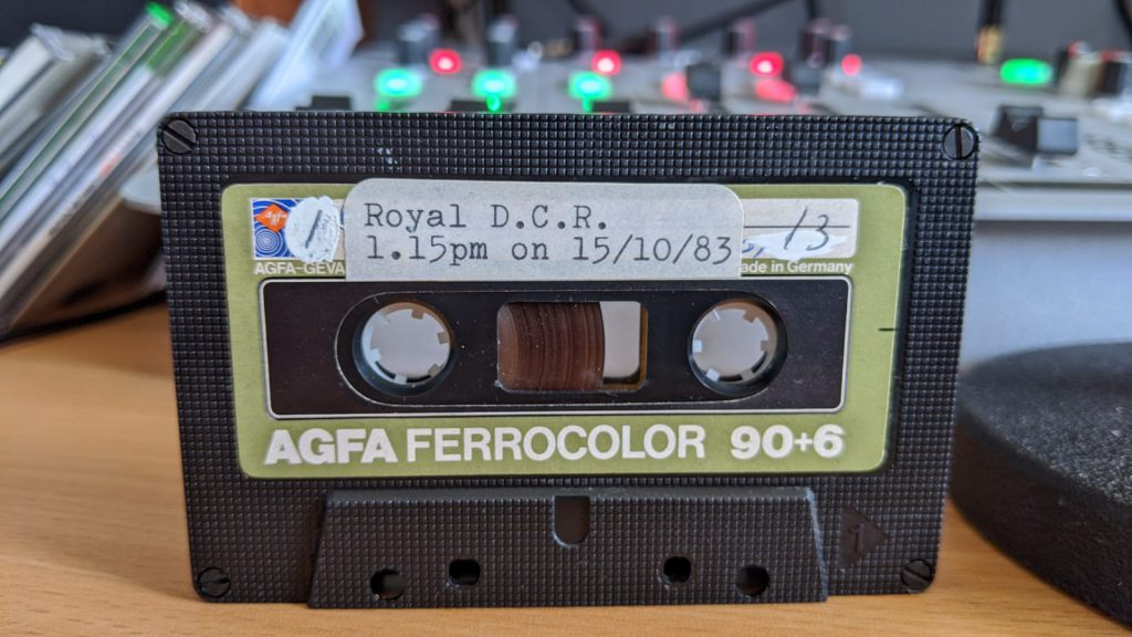 Full recording: Royal Dublin Community Radio