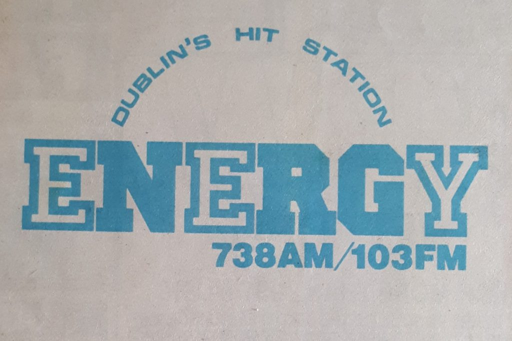 Full recording: Energy 103 (Dublin)