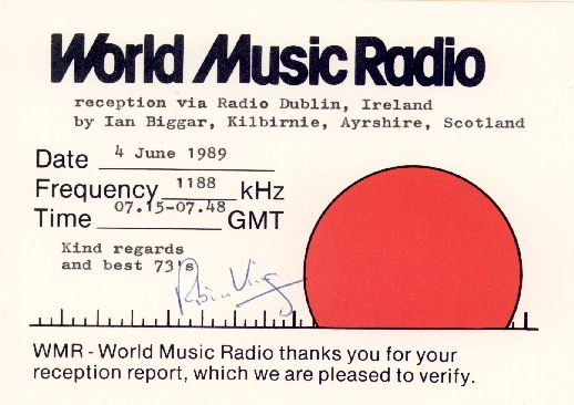 Full recording: World Music Radio via Radio Dublin