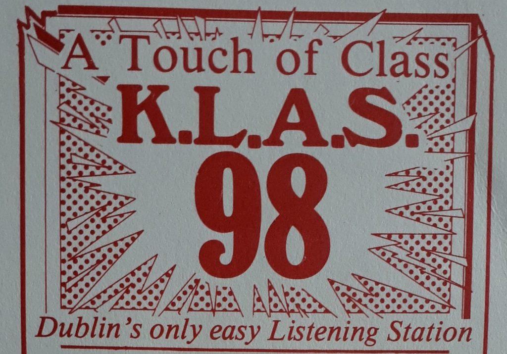 Full recording: KLAS 98 (Dublin)