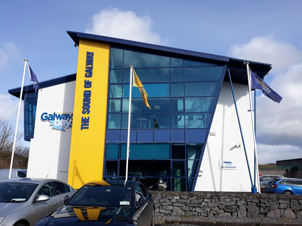Feature: Pirate.ie discussed on Galway Bay FM