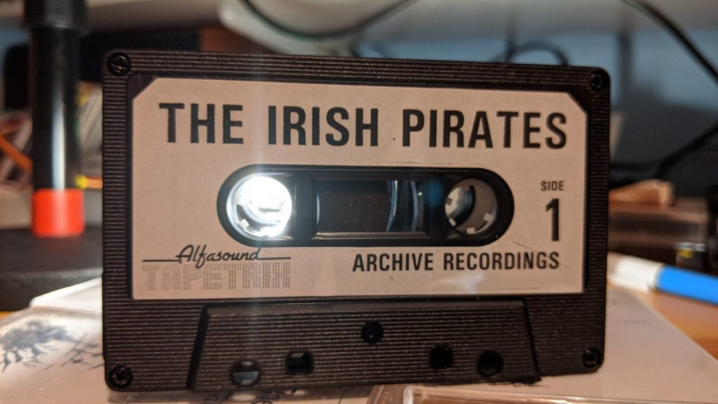Documentary: The Irish Pirates (Volume 7)