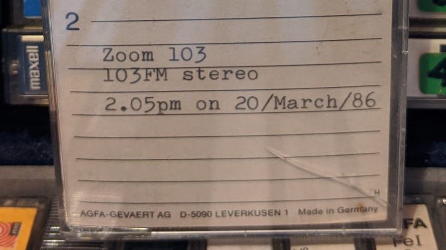 Full recording: Zoom 103 (Dublin)