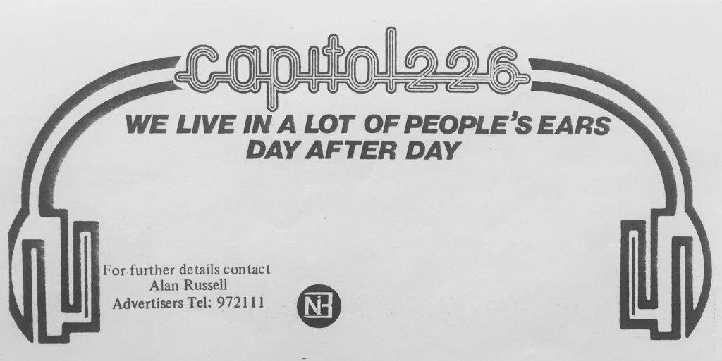 Full recording: Capitol Radio (226)