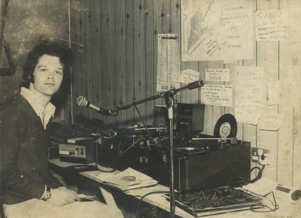 Feature: Radio Carousel history