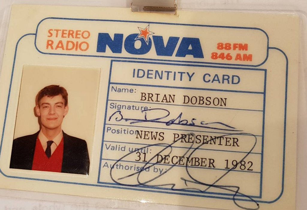 Radio Nova from September 1982