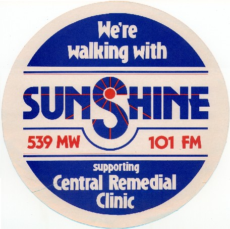 Live on-air bidding at Sunshine's 3rd charity auction
