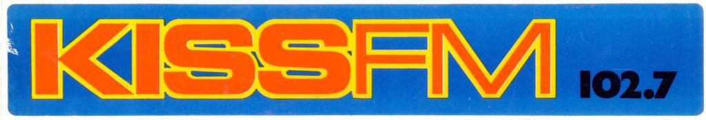 Early KISS FM programming