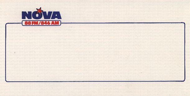 Airchecks: Radio Nova
