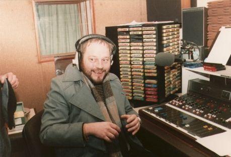 Peter Madison and Tony Allan on Sunshine Radio