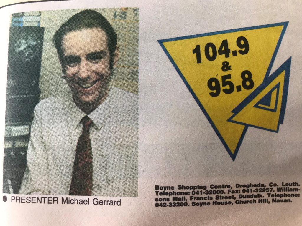 Northeast series: Michael Gerrard of Boyneside Radio
