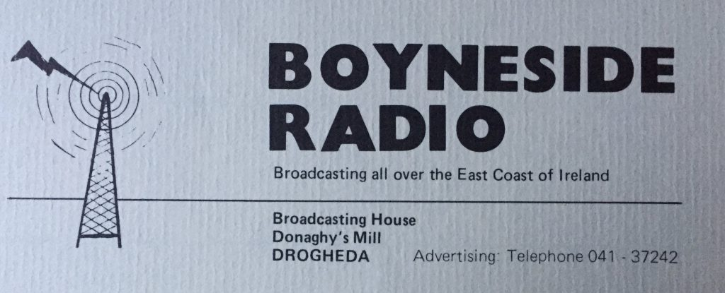 Northeast series: Boyneside Radio jingles