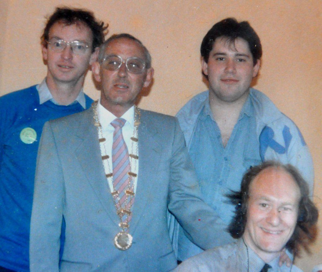 Interview: Dave Reddy (Radio Sandymount)