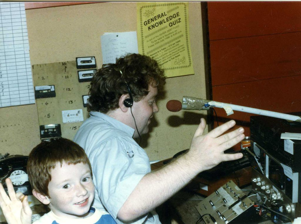 Pop-up community radio: Radio Ringsend