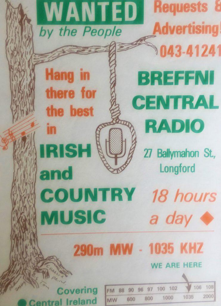 Breffni Regional Radio prepares to close down
