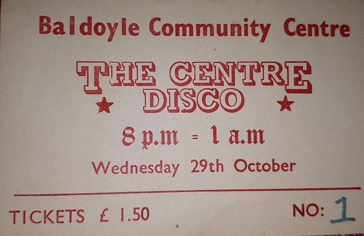 Youth radio for northeast Dublin: Centre Radio (1986-88)