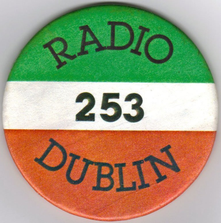 Radio Dublin defies the new broadcasting law in 1989