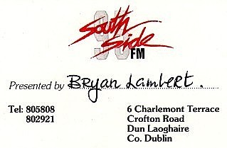 David Baker on Southside 95 FM