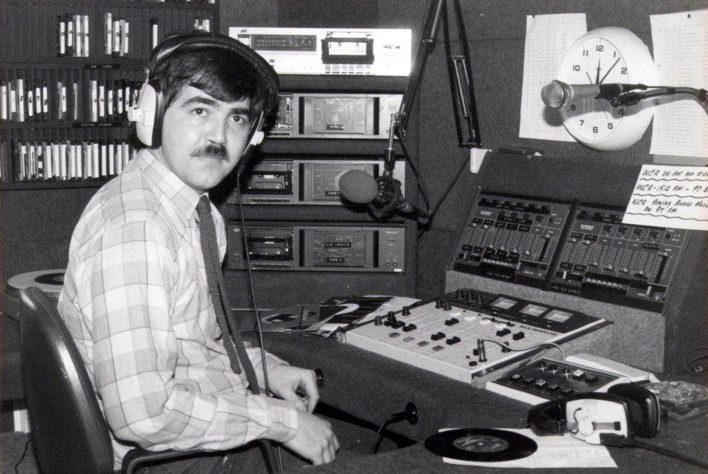 Radio from the Garden County: Wicklow Community Radio