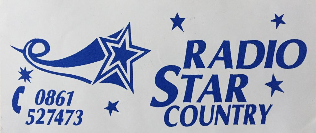 Radio Star Country, one of Ireland's longest-running pirates