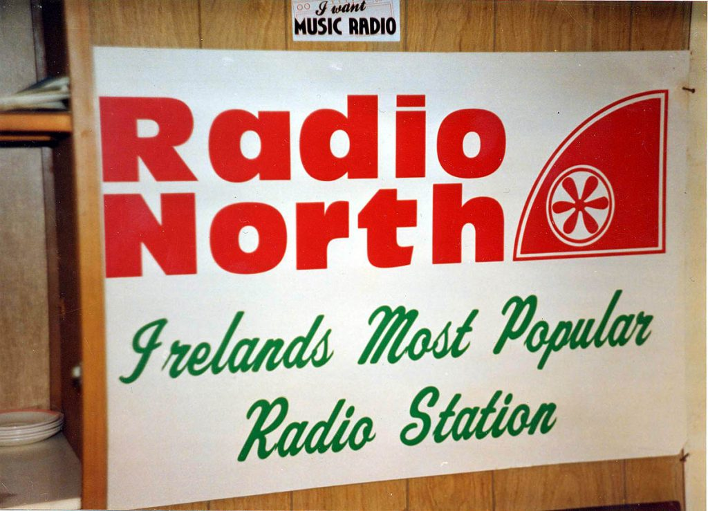Border-blaster pirate Radio North stays on the air