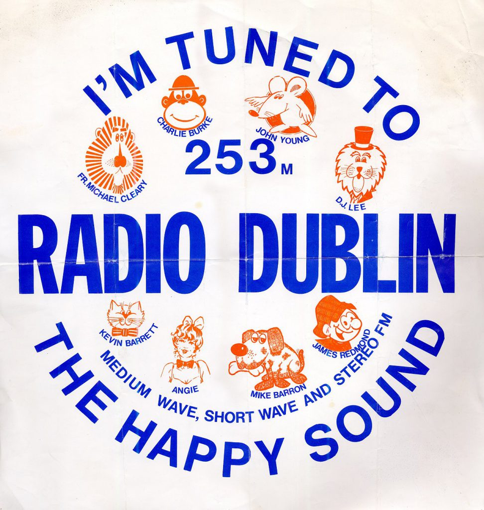 Interview: Ken Sheehan speaks about Radio Dublin