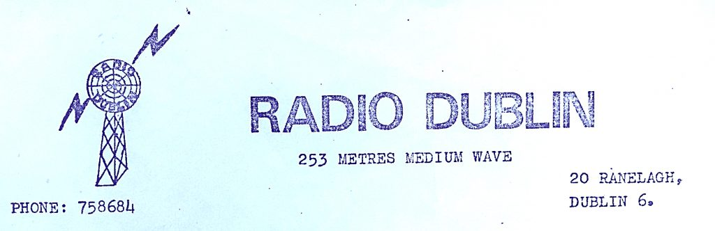Radio Dublin announces full-time broadcasting