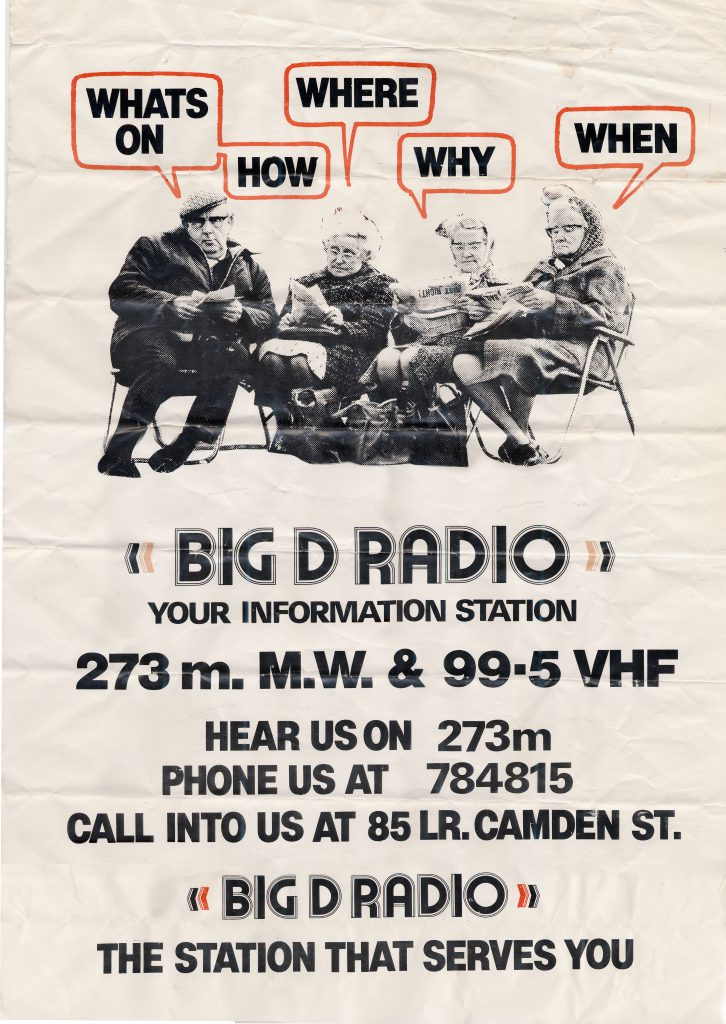 Big D station idents