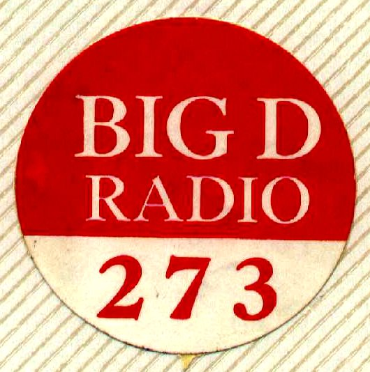 Big D and Radio Dublin from 1978