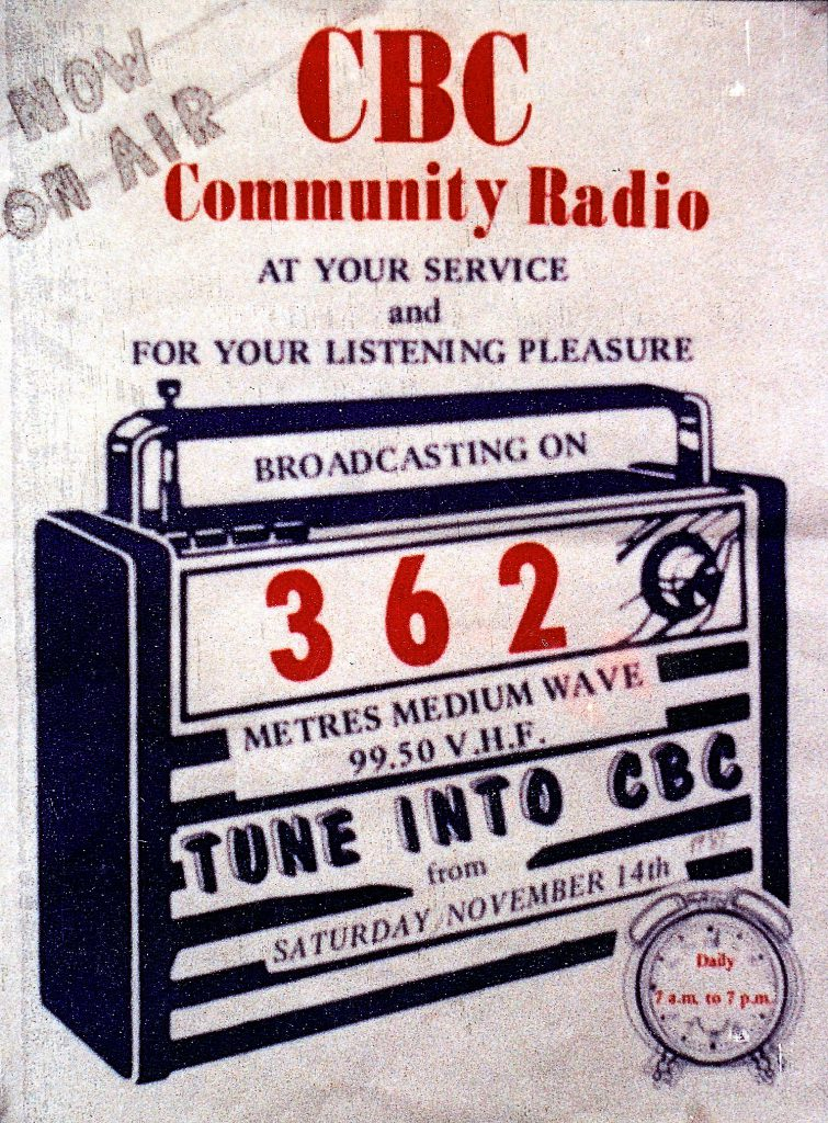 Interview with Paul Byrne (Radio Carrick, CBC, WLR)