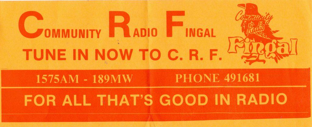 Breakfast on Community Radio Fingal