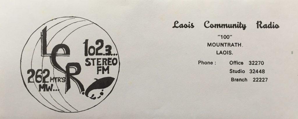 Laois Community Radio from Mountrath