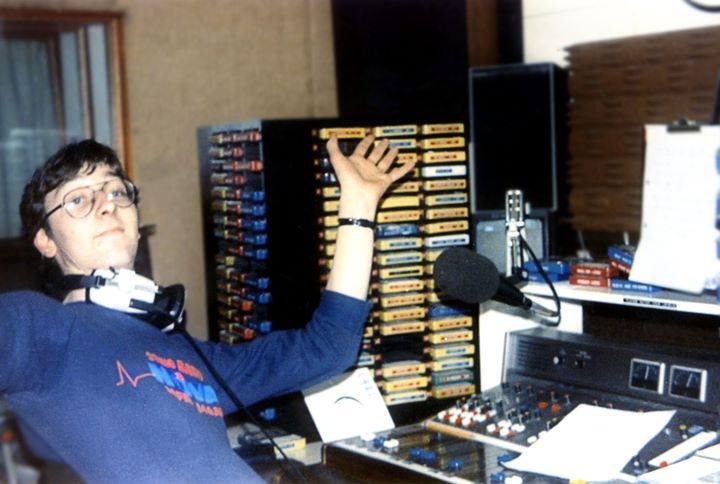 Colm Hayes on Radio Nova