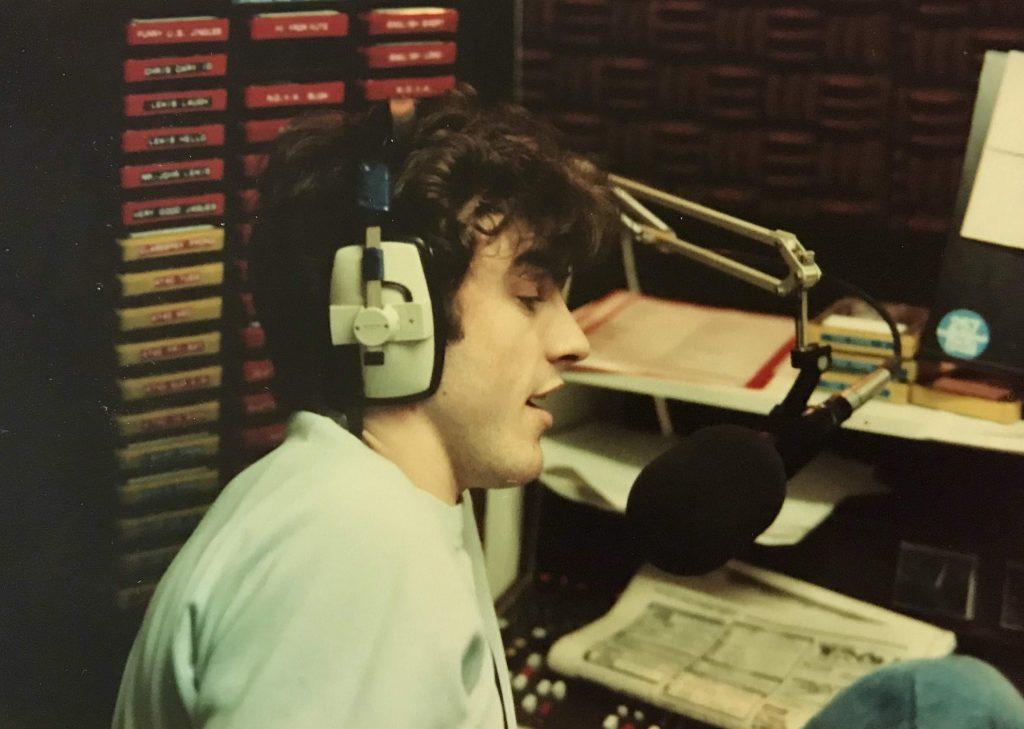 Tony Gareth on Radio Nova