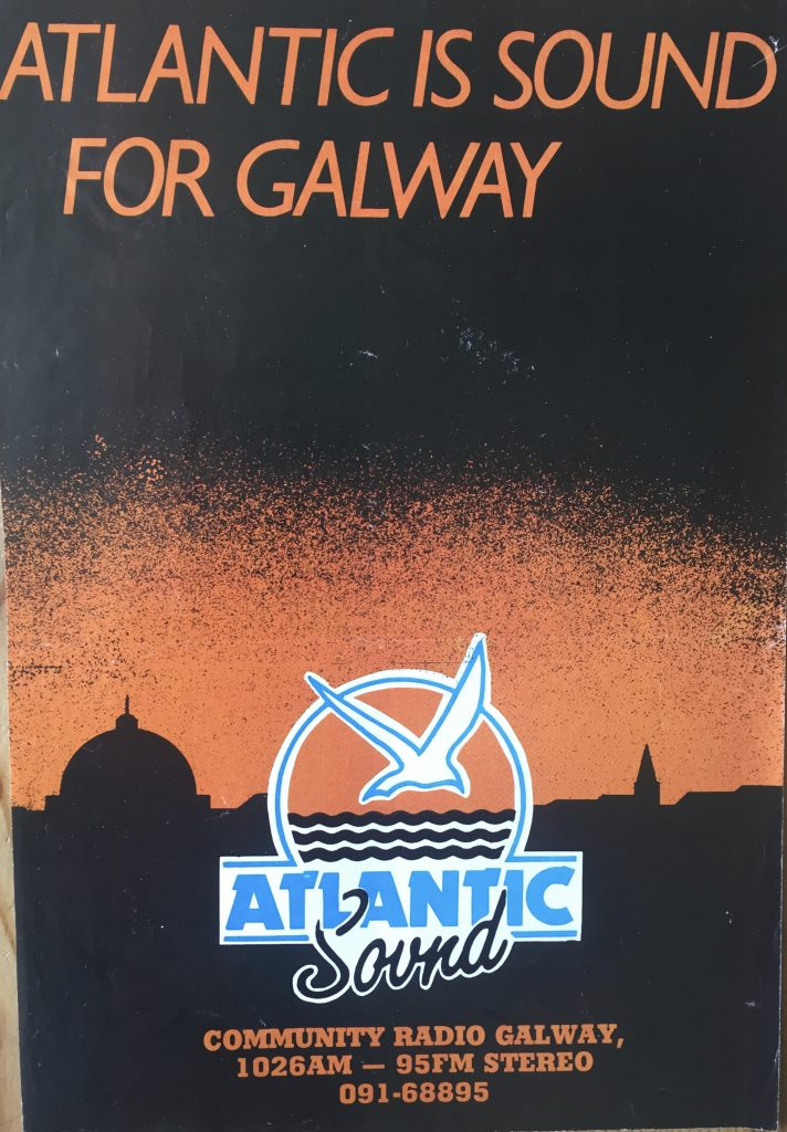 Atlantic Sound from Galway