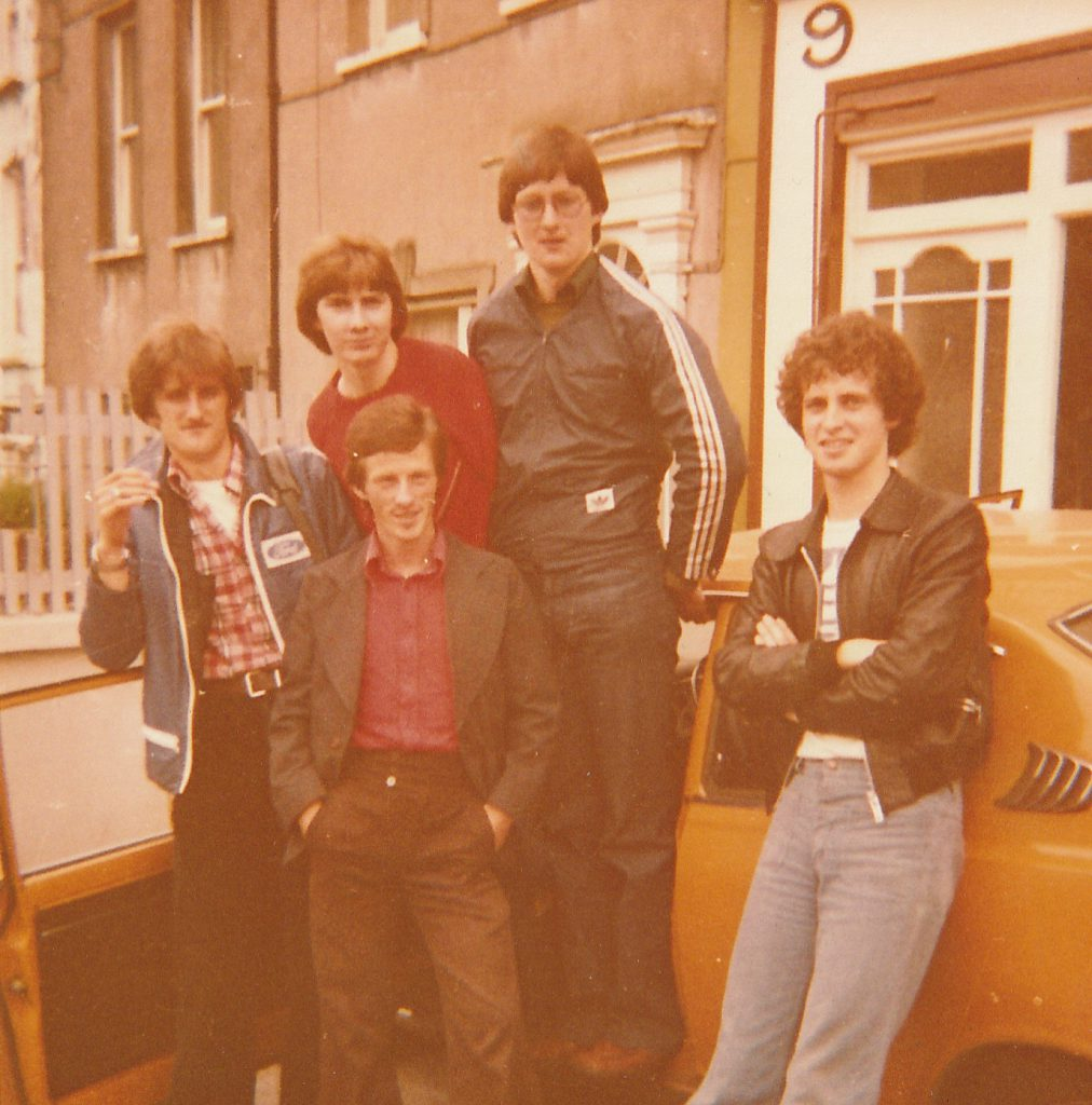 Early Cork pirate radio: the story of CBC